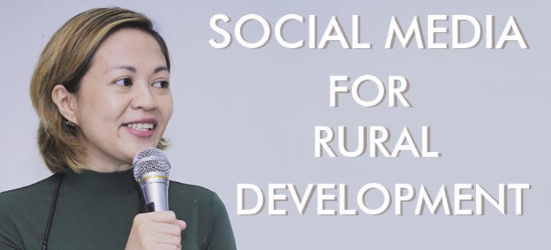 Getting Heard - Social Media for Rural Development
