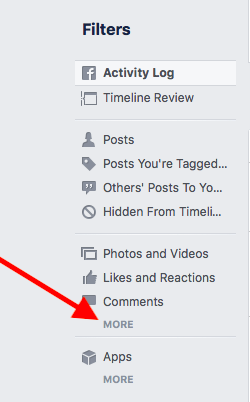 How to Find the Recently Watched Videos on Facebook