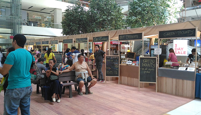 Mercado Locale at SM Lanang Premier Davao