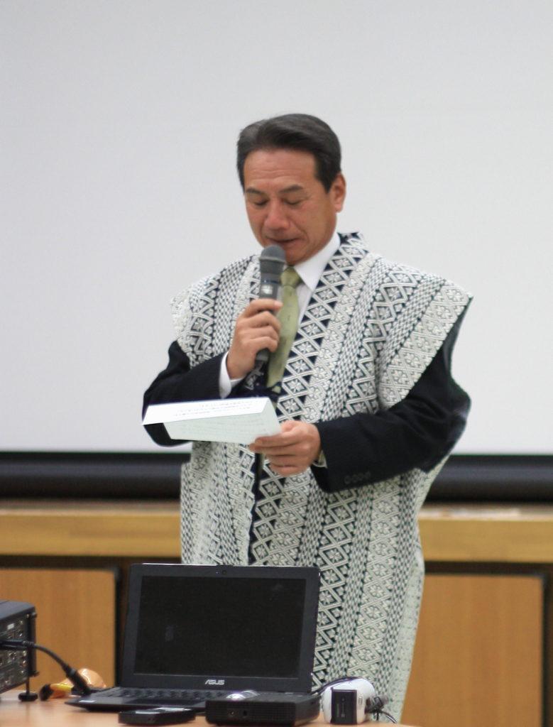 Hiroshi Shikanai, Aomori Mayor