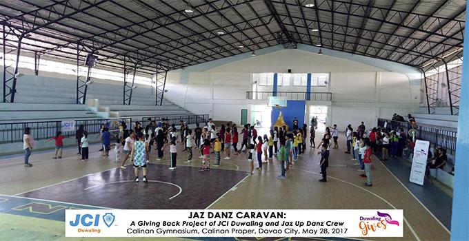 Jaz Danz Caravan