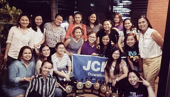 JCI Duwaling - Agung Gawad Mindanao Awards