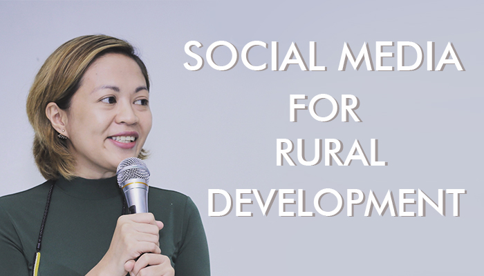 Getting Heard - Social Media for Rural Development