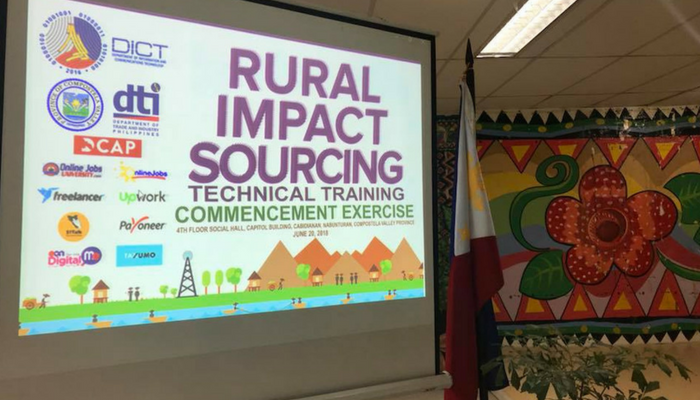 When a Job Hits the Heart – Rural Impact Sourcing