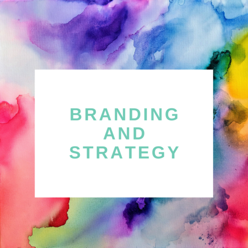 Branding and strategy course