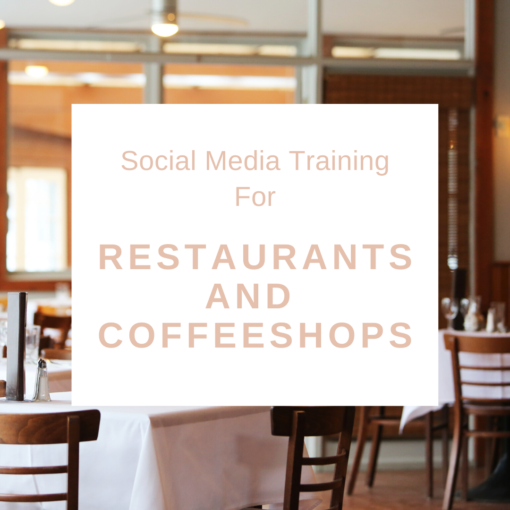 Social Media Training for restaurant and coffeeshop owners