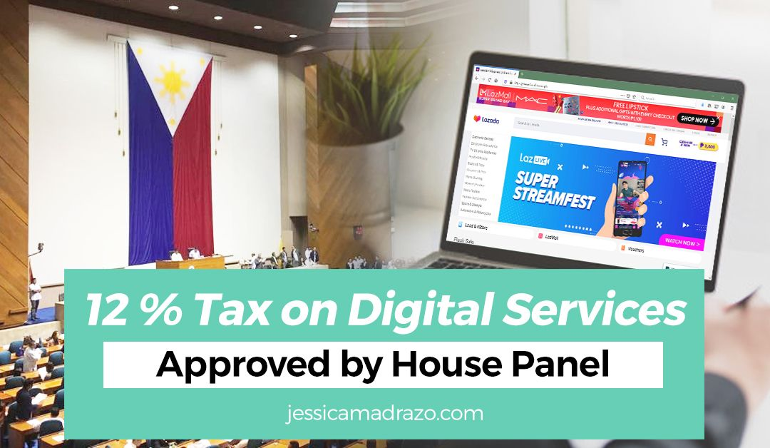 12% Tax on Digital Services Approved by Congress