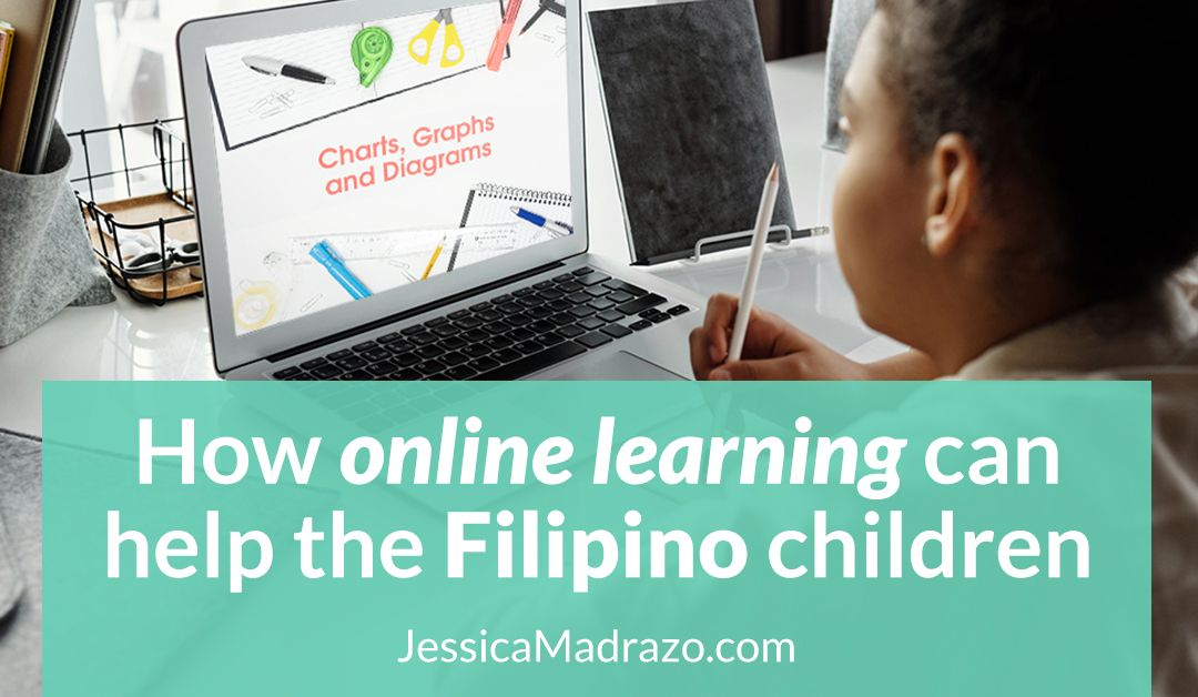 How Online Learning Can Help the Filipino Children